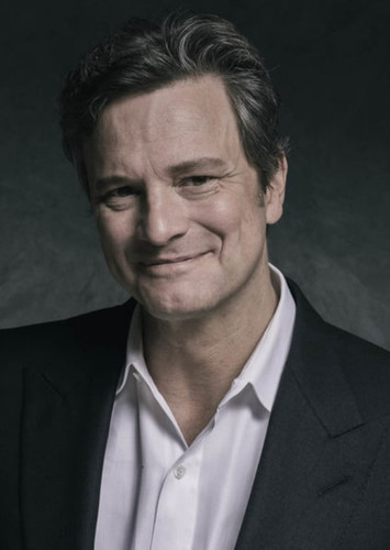 Colin Firth as William Hand in Green Lantern: