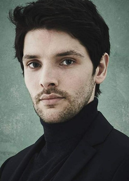 Colin Morgan as Rochus Misch in Hitler: The Nazi Circle