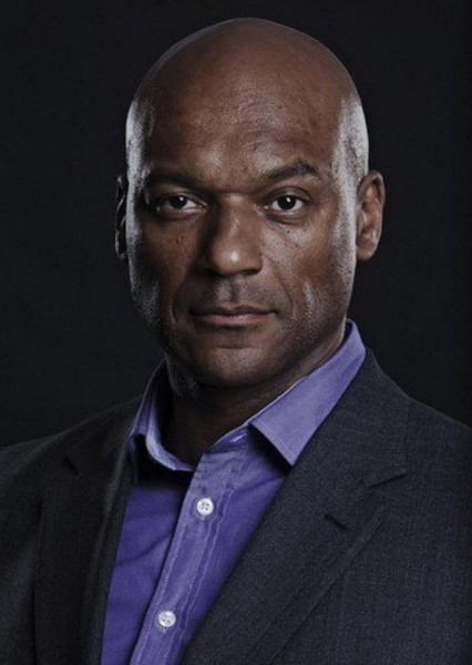 Colin Salmon as Bane in Harry Potter