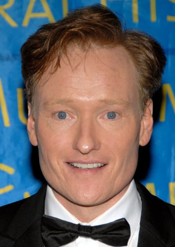 Conan O'Brien as Favorite Talk Show Host in MyCast Choice Awards