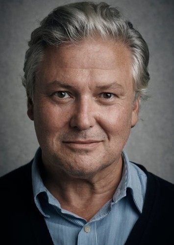 Conleth Hill as Mr. Pearson in Red Dead Redemption (TV Show)