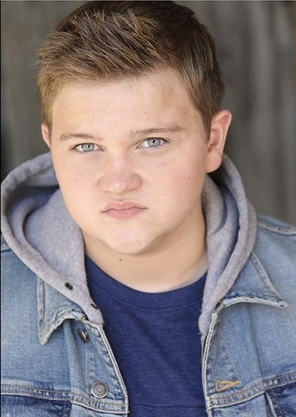 Connor Cain as Ben Hanscom in Stephen King's IT