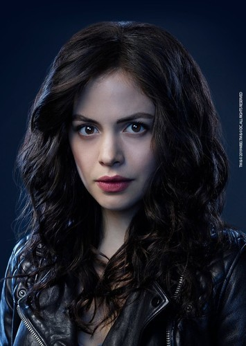 Conor Leslie as Clarisse La Rue in Percy Jackson and the Olympians