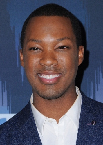 Corey Hawkins as Cestro in Power Rangers (Netflix)