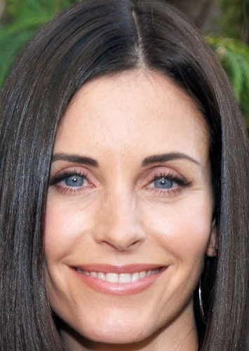Courteney Cox as Alabama in Face Claims Sorted by U.S. States