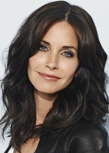 Courteney Cox as Georgianna in Fallen too Far (Rosemary Beach Series)