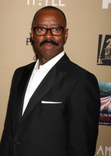 Courtney B. Vance as Lucas Hilton in Green Arrow (2011)