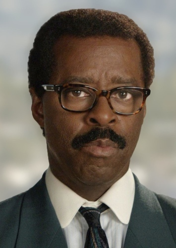 Courtney B. Vance as Inspector Douglas Todd in Beverly Hills Cop (2014)