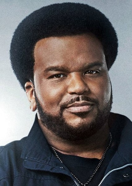 Craig Robinson as Quarrel in Dr No Remake