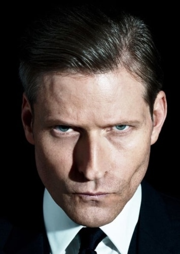 Crispin Glover as Professor Hojo in Final Fantasy VII