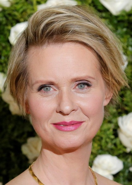 Cynthia Nixon as Magnolia in Pokemon Sword and Shield