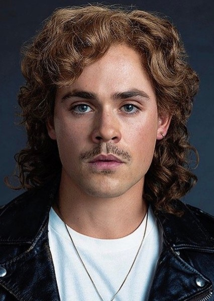 Dacre Montgomery as Billy Hargrove in Stranger Things 4