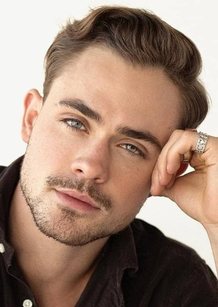 Dacre Montgomery as Dio brando in Jojos bizarre adventure