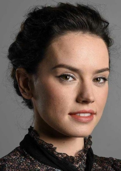 Daisy Ridley as Molly in The Ghost Awakens (2014)