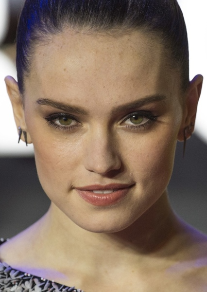 Daisy Ridley as Rey in Star Wars Bandai Namco Fighting Game