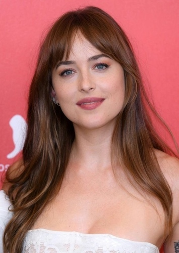 Dakota Johnson as Honey Ryder in Dr No Remake