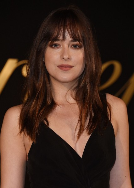 Dakota Johnson as Circe in Percy Jackson and the Olympians/Heroes of Olympus