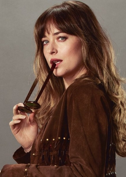 Dakota Johnson as Laurie Jupiter in The Watchmen