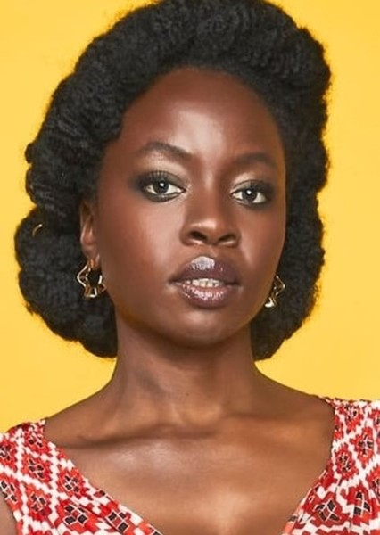 Danai Gurira as Okoye in Black Panther: Two Kings