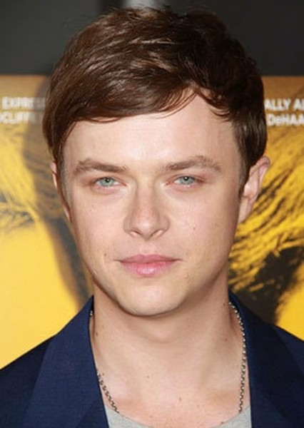 Dane DeHaan as Shadow the Hedgehog in Sonic GX (Live Action TV Series)