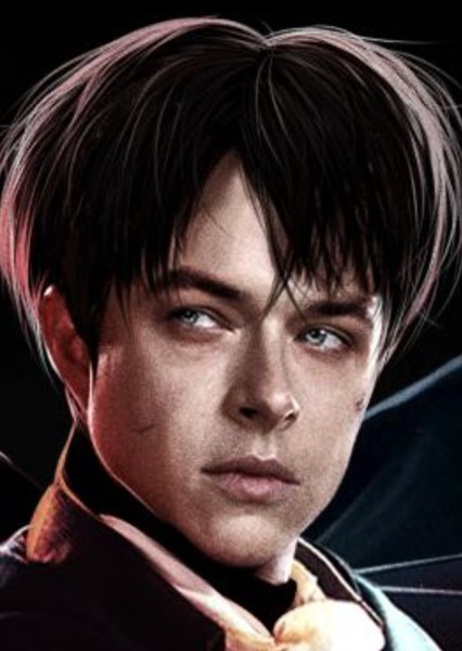 Dane DeHaan as Levi Arckerman in Attack On Titan (Netflix live action)