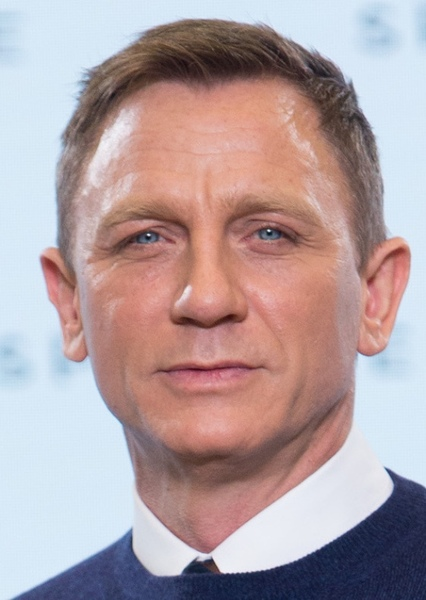 Daniel Craig as The Sliver Surfer in Nova: Annihilation