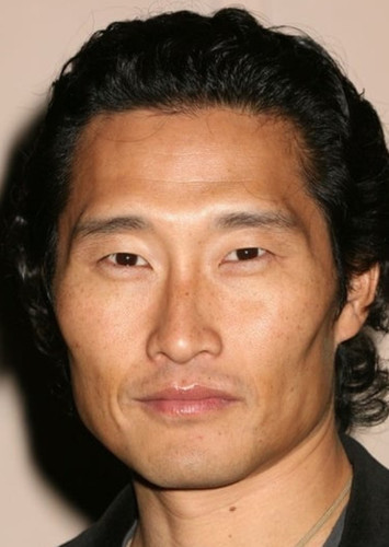 Daniel Dae Kim as King of Yelang in Gladiator Boy