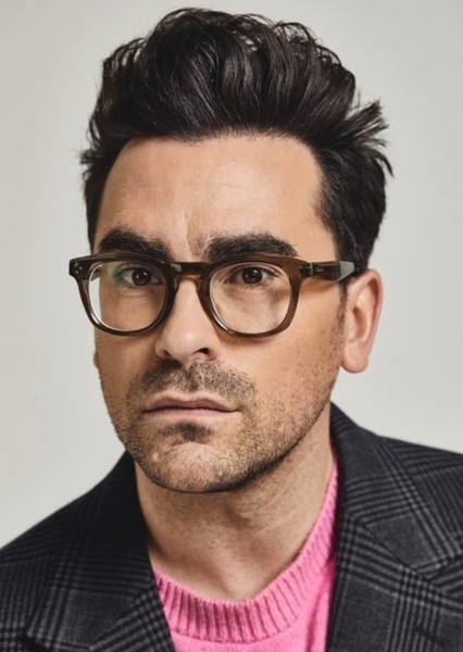 Dan Levy as The Riddler in Boy Wonders