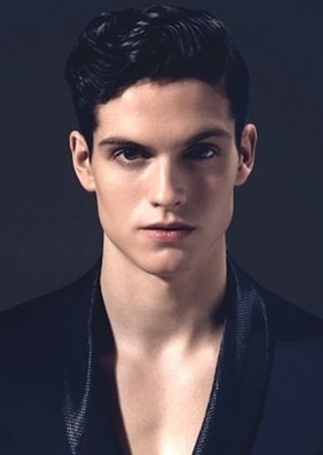 Daniel Sharman as Roma montagov in These violent delights