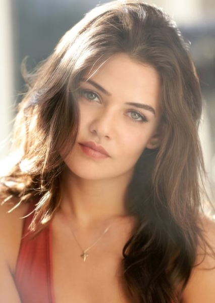Danielle Campbell as Aerith Gainsborough in Final Fantasy VII
