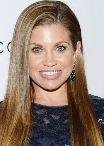 Danielle Fishel as Emily Cheshire in I'm Part of the Movie Crew