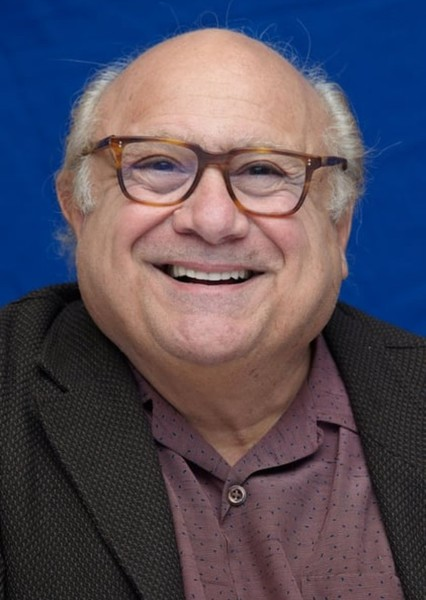 Danny DeVito as John Adams in Cast the Presidents of the United States