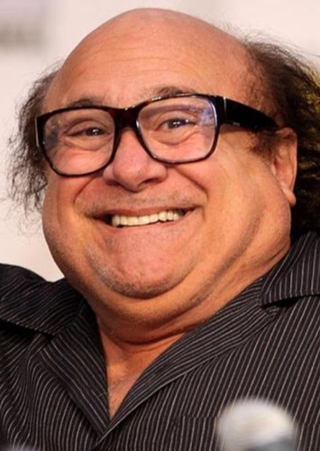 Danny DeVito as Smiler Grogan in It's a Mad, Mad, Mad, Mad World