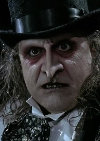 Danny DeVito as Oswald Cobblepot (Penguin) in All Superheroes and Villains (DC, Marvel, & Dark Horse Comics)