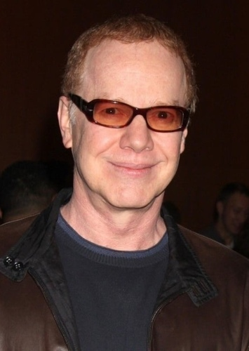 Danny Elfman as Composer in Justice League (1987)