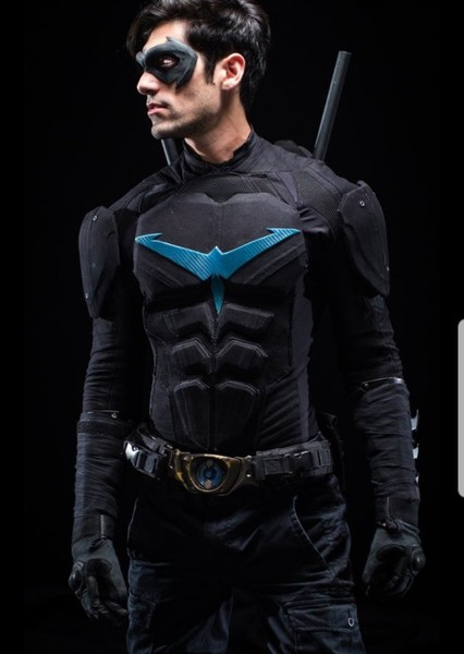 Danny Shepherd as Dick Grayson in Gotham City Sirens