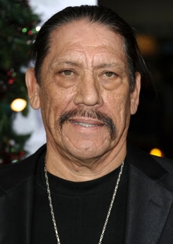 Danny Trejo as Rico in A live action human remake of penguin of madagascar
