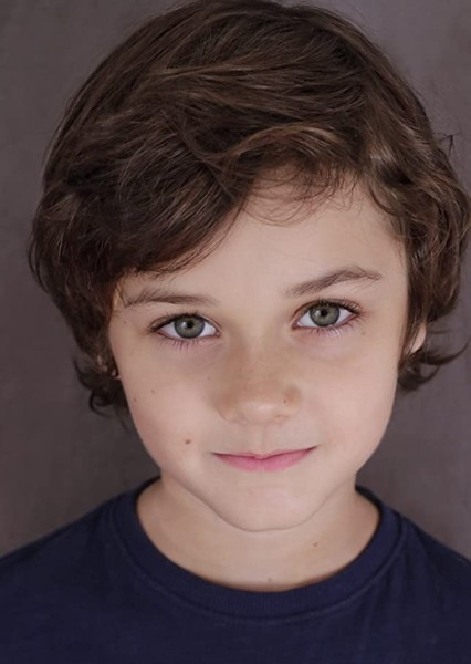 Dante Pereira-Olson as Young Bruce Wayne in Crusader
