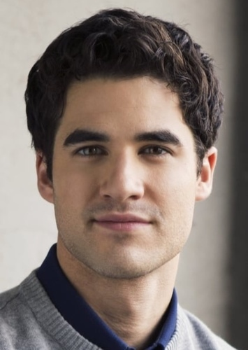 Darren Criss as Green Lantern III in DC Characters