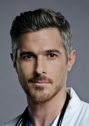 Dave Annable as AS ROCK in DMC