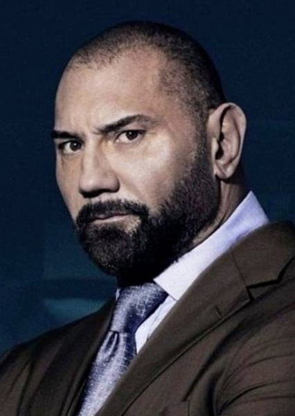 Dave Bautista as Bane in Boy Wonders