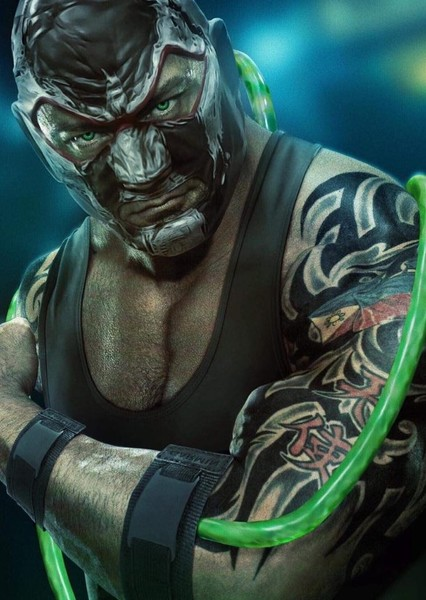Dave Bautista as Bane in The Perfect Batman Movie