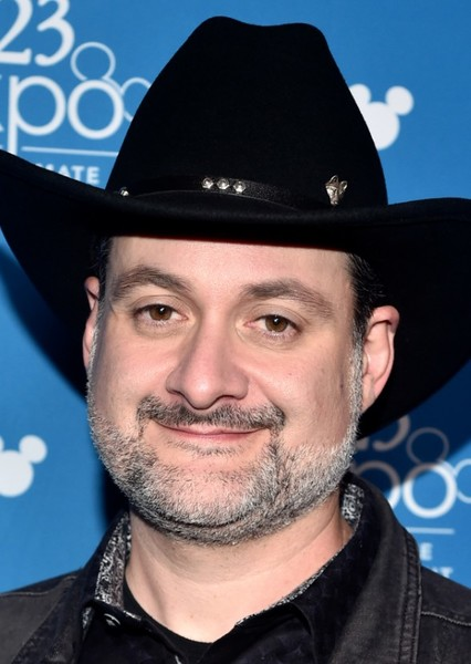 Dave Filoni as Writer in Space Pirates