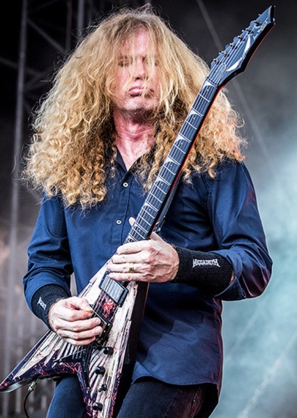 Dave Mustaine On Mycast Fan Casting Your Favorite Stories