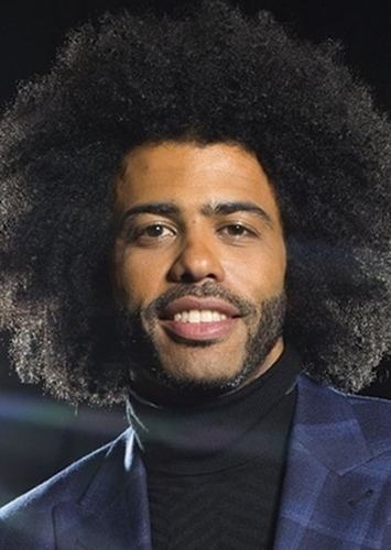 Daveed Diggs as Silver surfer in The fantastic four MCU