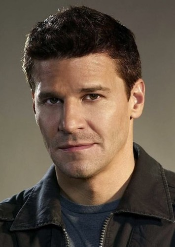 David Boreanaz as Scott Lang in Tron Avengers