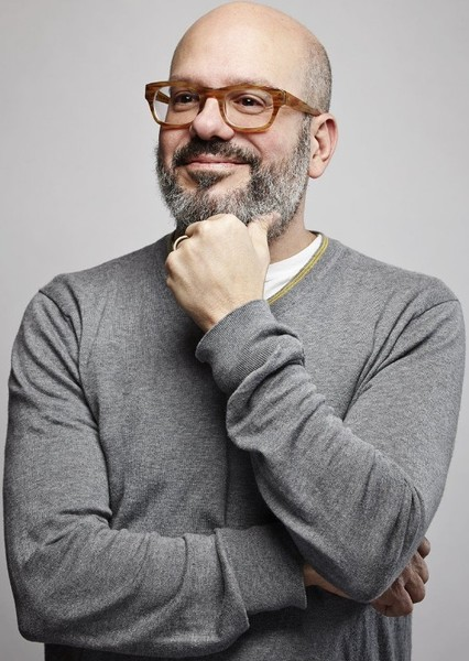 David Cross as Caramel in M&M's the Movie