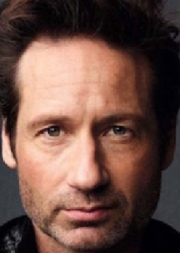David Duchovny as Bruce Banner in Marvel Cinematic Universe