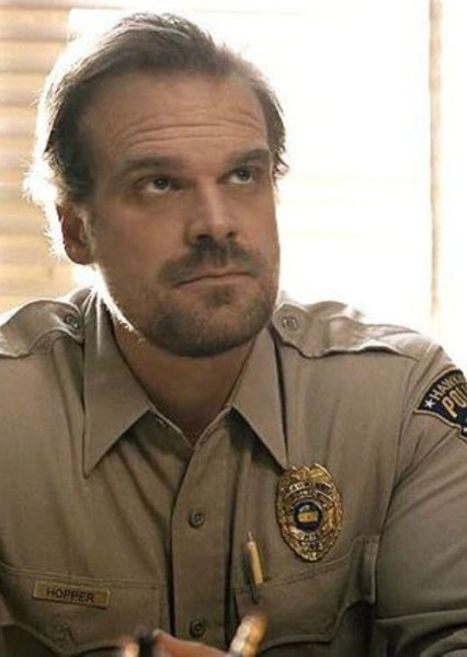 David Harbour as Detective Bobby Andes in Nocturnal Animals (2016)