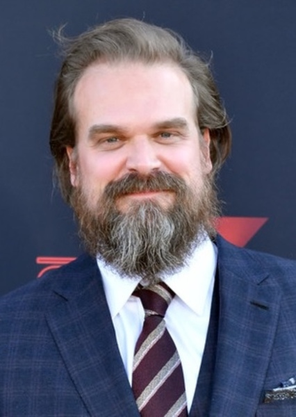 David Harbour as The Fury in Metal Gear Solid